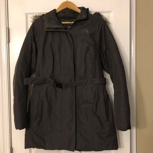 The North Face Brooklyn Graphite Jacket - Medium